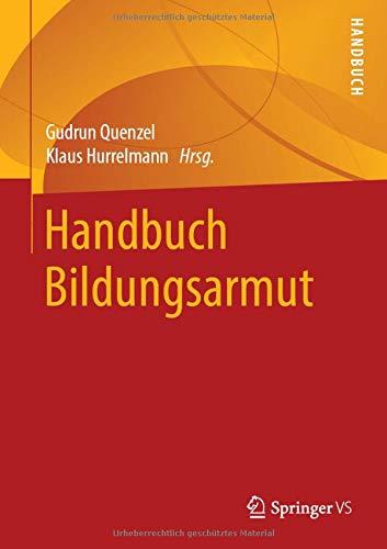Deckblatt des Handbuch Bildungsarmut
